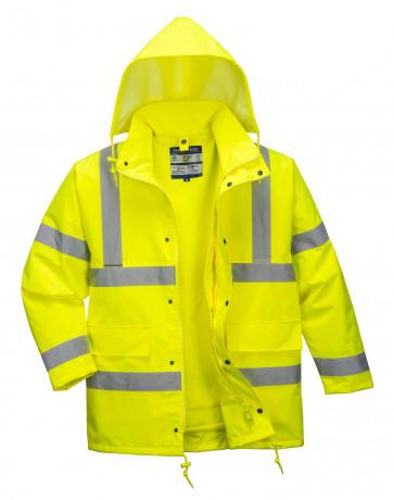 Warnschutz-Verkehrs-Jacke 4 in 1 Safe Four