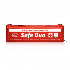 KFZ-Verbandtasche Safe Duo Standardmotiv