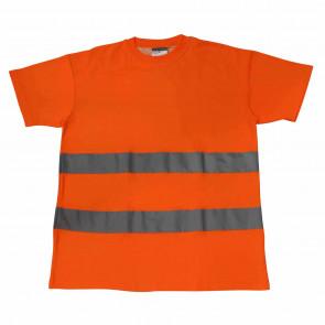 Warnschutz T-Shirt Safe Tiko